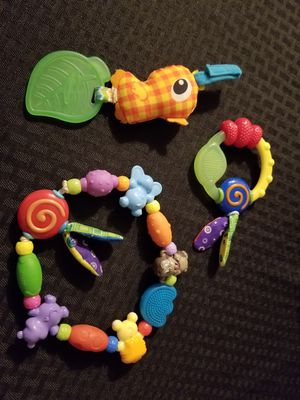 Baby teething toys for Sale in Boston, MA