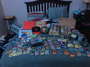 Pokemon card collection for Sale in Fort Worth, TX