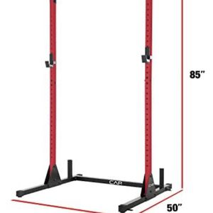 Brand new squat rack / pull up Bar, Olympic plate Stand. for Sale in Glendale, AZ