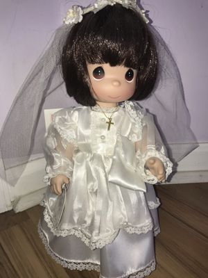 Precious moments first communion doll for Sale in Sicklerville, NJ