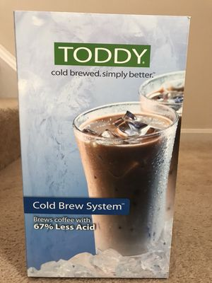Toddy cold brew system for Sale in Ashburn, VA
