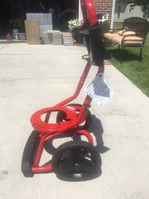 Pressure washer cart for Sale in Jacksonville, NC