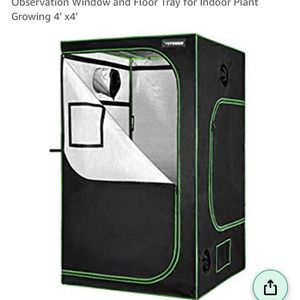 4x4 Grow Tent for Sale in Long Beach, CA