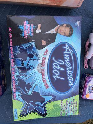 New American Idol DVD Singing 🎤 game for Sale in Bristol, RI