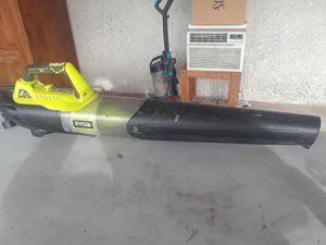 Ryobi leaf blower for Sale in Escondido, CA