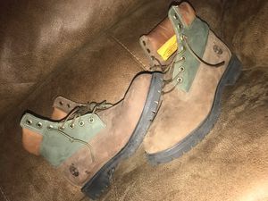 Timberland boots Size 10 1/2 for Sale in Milwaukee, WI