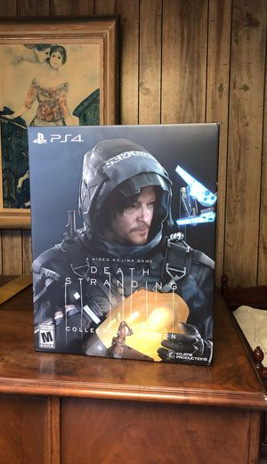 Death standing collectors edition brand new for Sale in MONTGOMRY VLG, MD