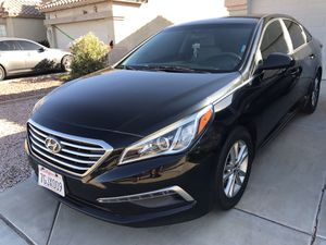 Hyundai Sonata 2015 clean title for Sale in Surprise, AZ