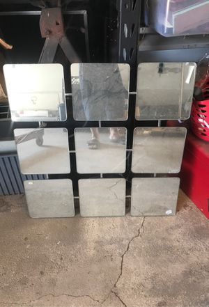 """Wall mirror 26""""x26"""" for Sale in Lake Elsinore, CA"""