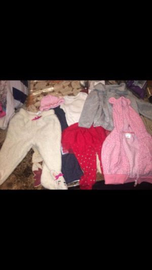 Selling more then 15 pieces of baby girl clothes some new and some used for Sale in Chelsea, MA