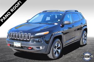 2015 Jeep Cherokee for Sale in Lynnwood, WA