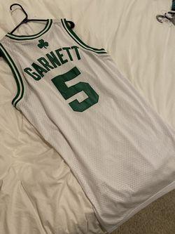 Kevin Garnett Boston Celtics Jersey Size Xl for Sale in Murrieta,  CA