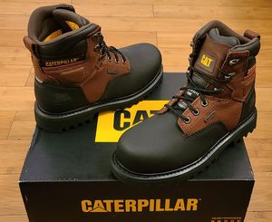 CAT Work Boots size 7 and 7.5 for Men. for Sale in Paramount, CA