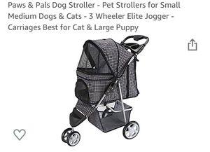 Dog jogging stroller for Sale in Waldorf, MD