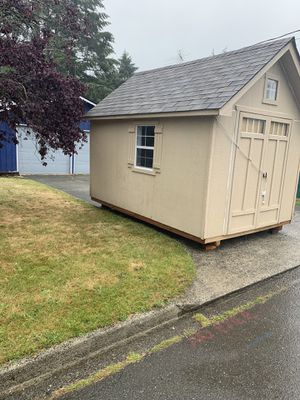 Like new Complete finished,insulated and furnished for Sale in Lakewood, WA