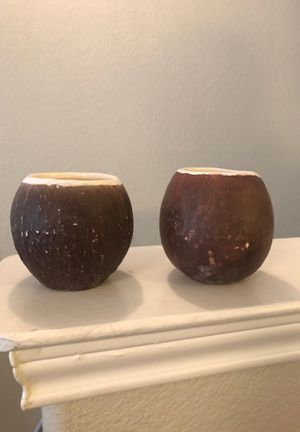 Coconut 🥥 glasses for Sale in Scottsdale, AZ