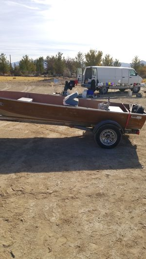 Montgomery Ward Sea King 12 footer boat for Sale in Las Vegas, NV