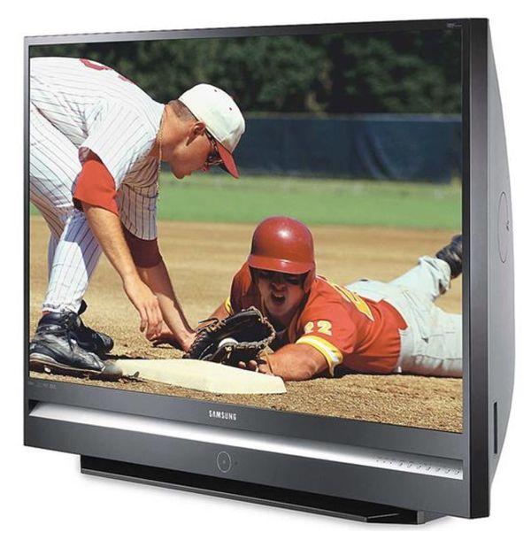 "Samsung 50"" HDTV"