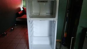 Refrigerator, has doors, just cleaned for Sale in Derby, KS