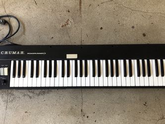 CRUMAR ROADRUNNER 2 ELECTRIC PIANO POLYPHONIC ANALOG for Sale in Los Angeles,  CA