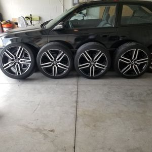 Original Honda rims 19 for Sale in Clermont, FL