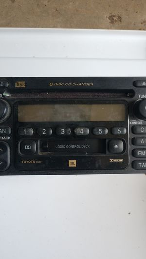 Toyota tundra or Sequoia stereo for Sale in Brooktondale, NY