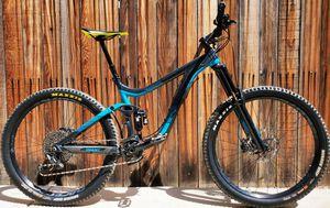 Upgraded giant reign full suspension Enduro mountain bike for Sale in San Bernardino, CA