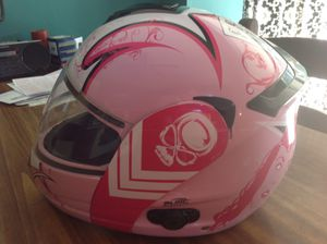 Blanc womans helmet. Size Small for Sale in Elton, WV