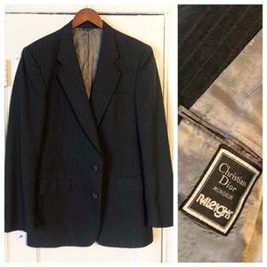 Men's Christian Dior sport coat size 40 (Large) 100% authentic excellent condition for Sale in Washington, DC
