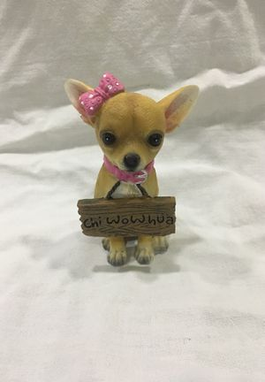 Cute Sitting Chihuahua/ Chi Wowhua/ for Sale in Westminster, CA