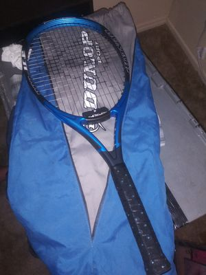 Tennis Racket DUNLOP for Sale in Los Angeles, CA