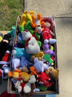 Stuffed animals for Sale in Hickory Hills, IL