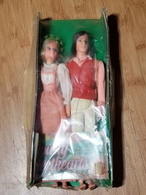 Vintage 1975 mattel young sweethearts dolls for Sale in Sierra Madre, CA