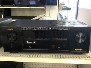 Denon stereo receiver for Sale in Austin, TX