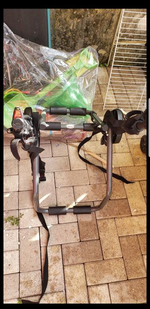 BELL double bike rack great condition for Sale in North Miami, FL