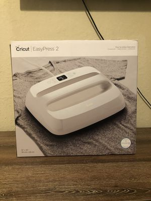 Cricut EasyPress 2 for Sale in Park Forest, IL