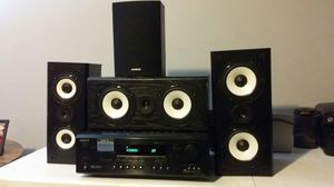Home theater surround sound for Sale in Chicago, IL