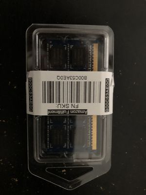 2GB DDR3 RAM - works for laptop/desktop for Sale in Pittsburgh, PA