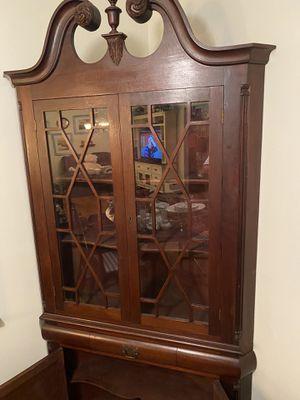 Antique corner cabinet for Sale in Stevensville, MD