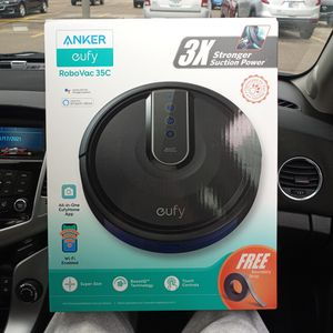 Anger Eufy Robo vac 35c for Sale in Evansville, IN