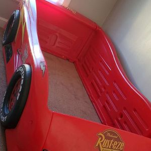 Cars Twin Size Bed for Sale in Aurora, IL