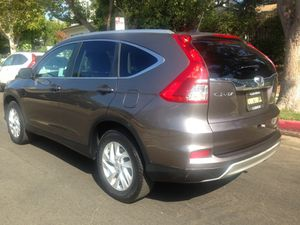 2016 Honda CRV EXL fully loaded with navigation 10125 miles $17500 Salvage title for Sale in Los Angeles, CA