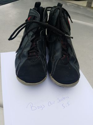 2d8e56a14ee Boys Size 5.5 Nike Air Jordans Shoes for Sale in Kissimmee