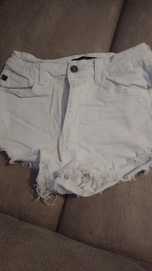 Assorted shorts. Size Medium(27-28) cute. Fringe. for Sale in Dade City, FL