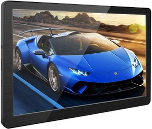 New 7-inch Computer Display Portable Game Monitor 1024x600 Compatible 1920x1080 IPS LED Screen 16:9 450cd/m2 Speakers HDMI USB Wall Mounted for Rasp for Sale in Orlando, FL