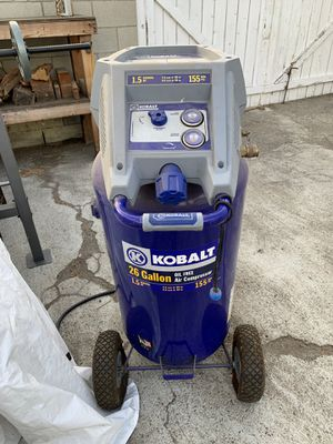 Kobalt air compressor for Sale in Burbank, CA