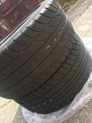 Falken tires 245/4517 for Sale in Oxon Hill, MD