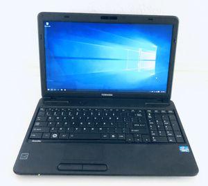 Toshiba 15 laptop, core i3, 4gb ram, 500gb hd, win10, office16 for Sale in Plano, TX