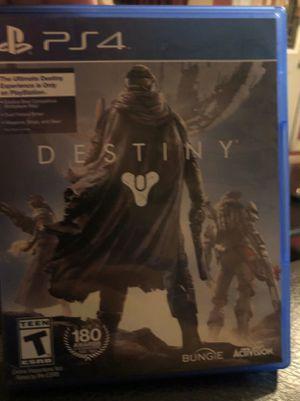 PS4 Games Destiny and Destiny 2 for Sale in Dallas, TX
