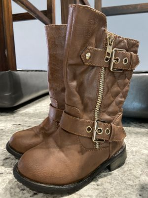 girls boots 👢 for Sale in Tucson, AZ